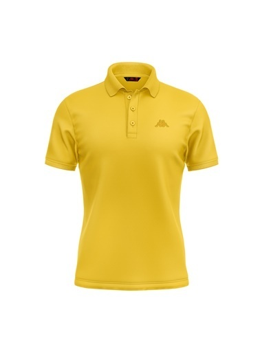 Robe di Kappa Rdk Polo T-Shirt Wıllıam  Sarı